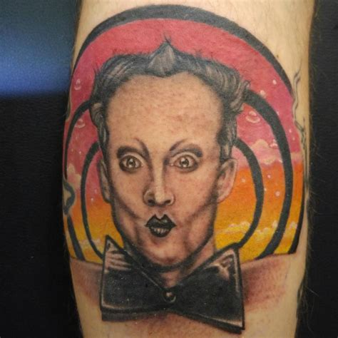 klaus tattoo klaus nomi by leif hansen tattoonow