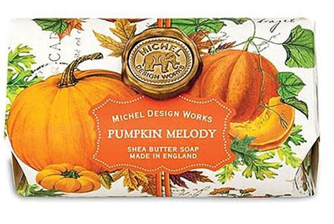 michel design works home fragrance spray pumpkin melody ebay michel design works oversized triple milled bar soap