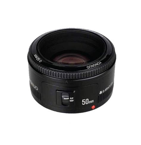 Yongnuo 50mm F1 8 Lensa Kamera jual yongnuo 50mm f1 8 kamera lensa lu studio harga