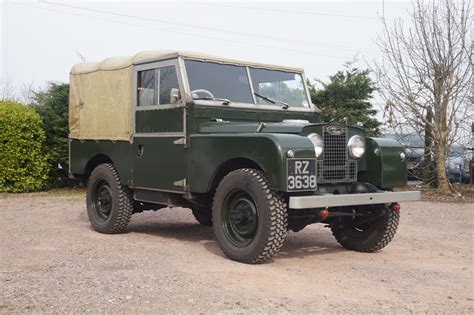 land rover series 1 land rover series 1 1955 sold 163 13 886 00 south
