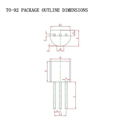 transistor b772 to92 c945 transistor price 28 images 1 c945 npn bipolar junction transistor bjt low current high