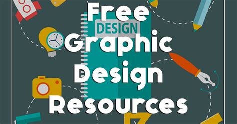 graphics design resources free graphic design resources every student should know