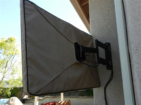 Patio Tv Covers outdoor tv covers in sunbrella or weathermax80 fabrics