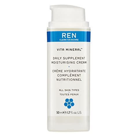 50 Day Mineral Detox Reviews by By Ren Clean Skincare Vita Mineral Daily Supplement