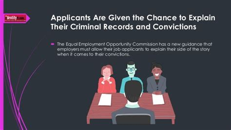 Explaining A Criminal Record To An Employer What You Need To About Background Investigation And Employment S