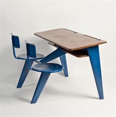 Jean Prouv 233 Desk Furniture Pinterest Meubles Pour Bureau Jean Prouvé
