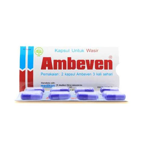 Obat Ambeven jual ambeven harga murah farmaku
