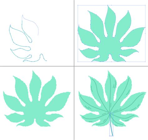 pattern to shape illustrator how to create a tropical pattern in adobe illustrator