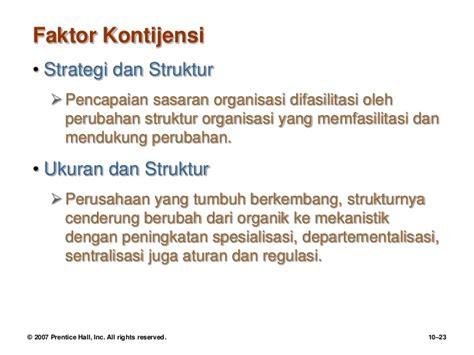 elemen desain dan struktur organisasi robbins 9 desain dan struktur organisasi
