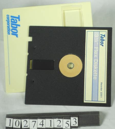 flex diskette  computer history museum