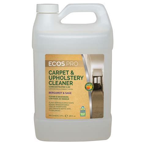 Carpet And Upholstery Cleaner Reviews by Earth Friendly Products Ecos Pro Carpet Upholstery