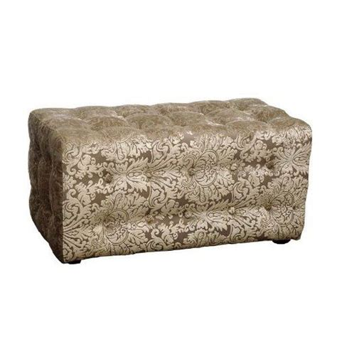 damask ottoman 1000 images about damask on pinterest taupe furniture