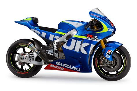 Suzuki Motogp Suzuki To Race In Motogp With Maverick Vi 241 Ales Aleix