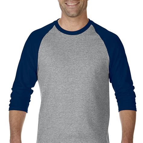 Tshirt Raglan Black gildan 5700 dryblend 3 4 sleeve raglan t shirt tsc apparel