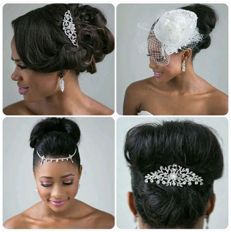 Wedding Hairstyles For Black With Hair by American Bridal Hairstyles Hair Hairstyles