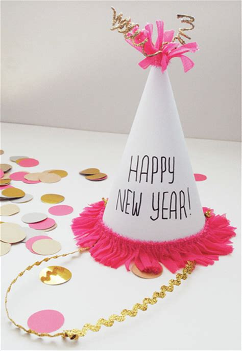 new year diy diy new years favors and decorations 2015