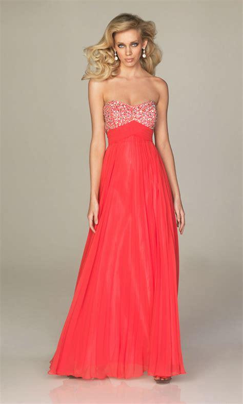 sweetheart strapless formal dresses