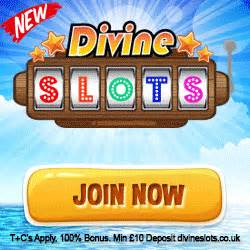all slots casino review casino listings divine slots casino review win up to 500 free spins bonus