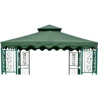 arrow gazebo replacement patio canopy top 61821 cpy