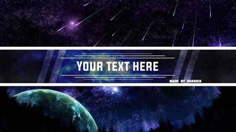 top 5 free youtube banner templates 10 free download 2017