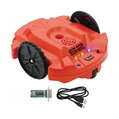 Usb Robot scribbler 2 robot includes usb adapter cable
