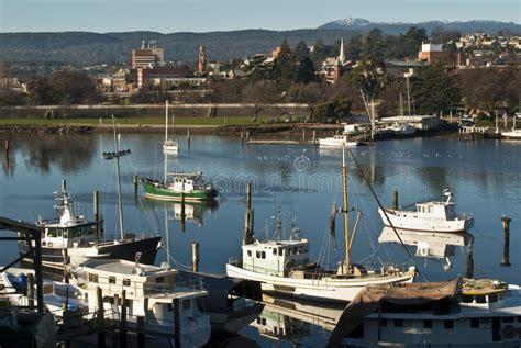 boat prices to tasmania fishing boats on tamar river launceston tasmania stock