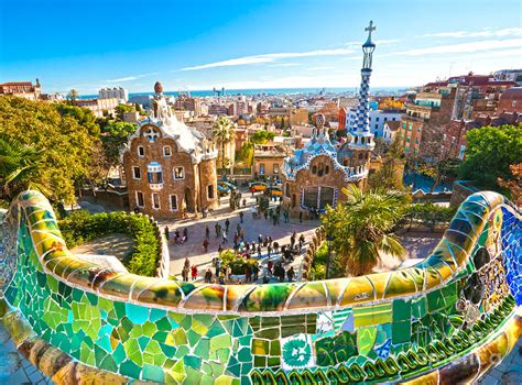 barcelona the best of barcelona for stay travel books park guell the most unique park in the world