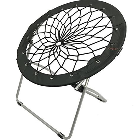 circle bungee chair bunjo chair bungee chair hex black great for college