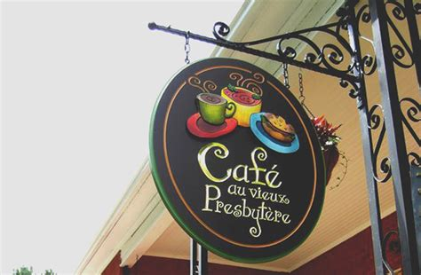 design a cafe sign cafe au vieux vertical cafe sign danthonia designs usa