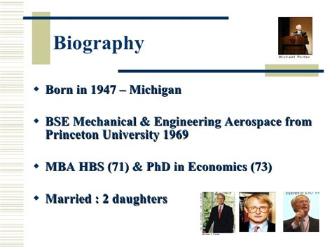 Bse Mba College by M Porter Presentation Draft