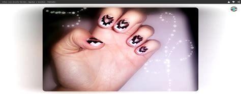 imagenes de uñas bonitas y faciles u 241 as con dise 241 o f 225 ciles r 225 pidas y bonitas hazlo tu