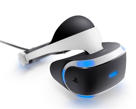Vr Ps Sony Playstation Vr System Gets A Launch Date And Price