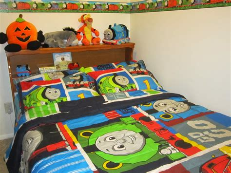 thomas and friends bed my sweet haven thomas and friends big boy s room