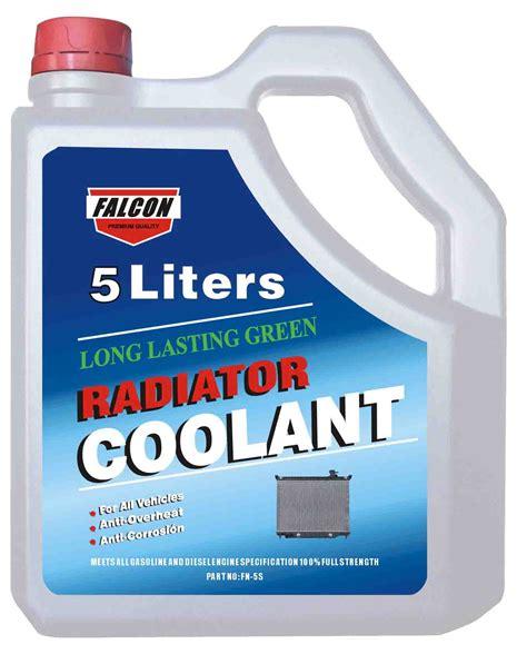 Coolant Radiator coolant