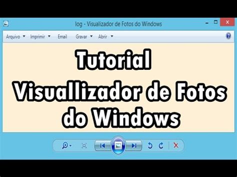 tutorial nmap para windows 7 tutorial visualizador de fotos do windows 7 para windows