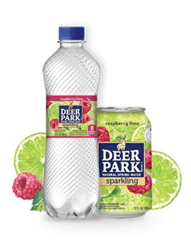 simply made with raspberry lime water simply bubbles sparkling water deer park 174 brand sparkling water