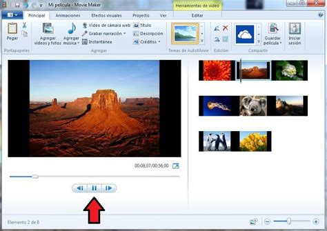 tutorial windows movie maker para windows 8 tutorial movie maker primeros pasos para crear video
