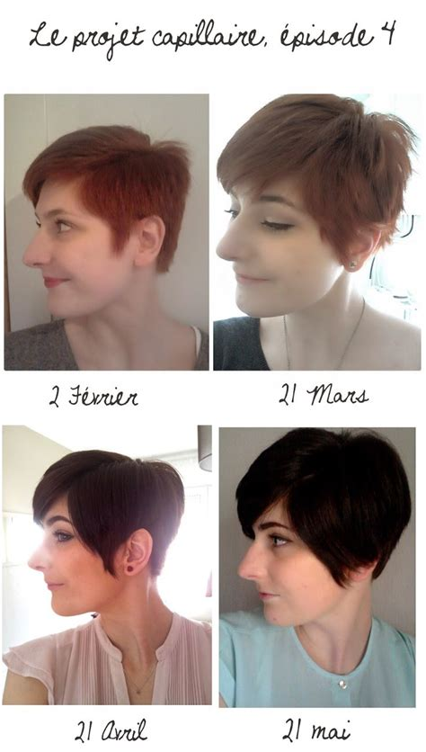 Month By Month Pixie Grow Out | growing out my pixie cut 1th part 4 month growing passer