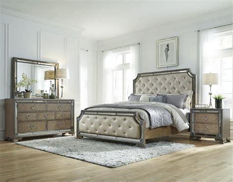 piece king pulaski edwardian bedroom set piece pulaski karissa   piece pulaski karissa mirrored accent bedroom