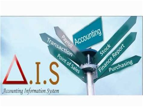 Eccounting Information Systems 1 accounting information system ais by scarlet corp