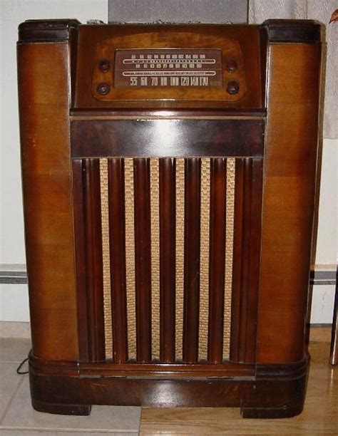 philco model   console tube radio phono  images