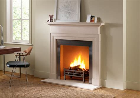 Open Wood Fireplaces by The Dakota By Chesney S Product