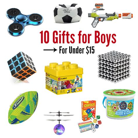 10 Gifts For by 10 Gifts For Boys For 15 Squared