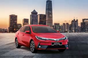 New Toyota Corolla New Toyota Corolla Altis To Be Launched In India In March