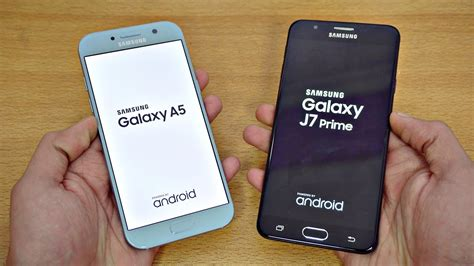 Harga Lcd Samsung A8 Gold samsung galaxy a5 2017 vs galaxy j7 prime speed test