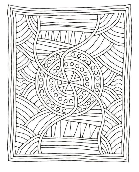 mosaic turtle coloring page aboriginal ins free coloring pages