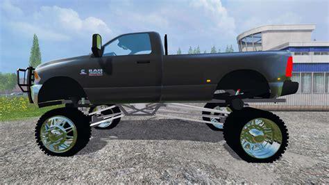 dodge ram  lift  farming simulator