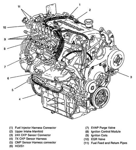 2001 Chevy Tracker Alternator Diagram