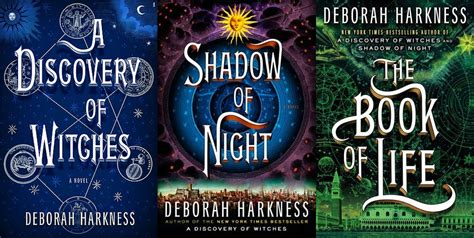 a discovery of witches all souls trilogy the all souls trilogy by deborah harkness