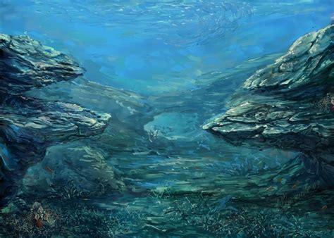 Underwater Landscape Pictures Underwater Sea Landscape By Konsuello On Deviantart